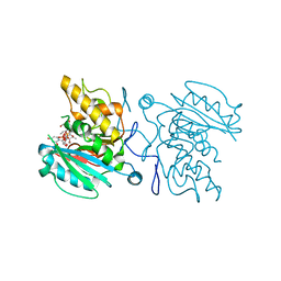 Molmil generated image of 5c3b