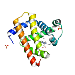 Molmil generated image of 5cne