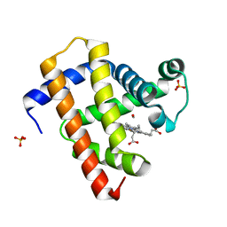 Molmil generated image of 5cnf