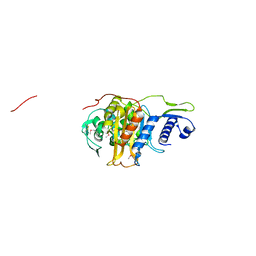 Molmil generated image of 5crf
