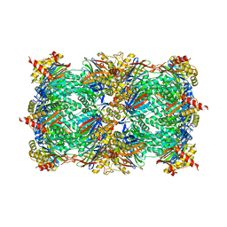 Molmil generated image of 5cz4