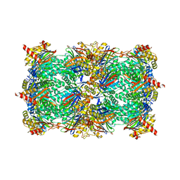 Molmil generated image of 5cz6