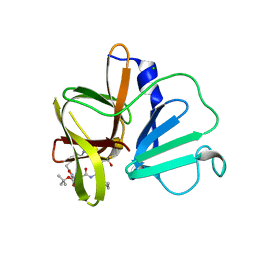 Molmil generated image of 5dg6