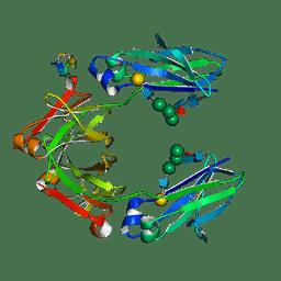 Molmil generated image of 5dja