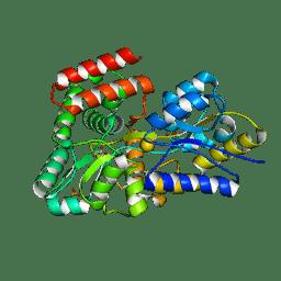 Molmil generated image of 5dvj