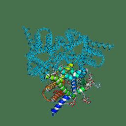 Molmil generated image of 5eik