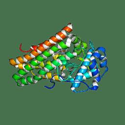 Molmil generated image of 5ek2