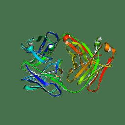 Molmil generated image of 5etu