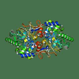 Molmil generated image of 5faj