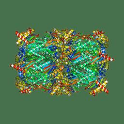 Molmil generated image of 5fga