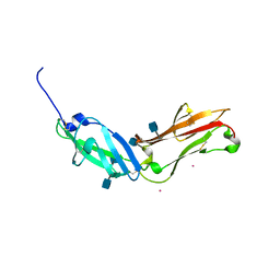 Molmil generated image of 5fn7