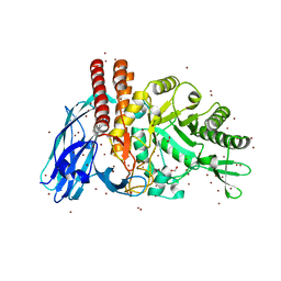 Molmil generated image of 5fqe