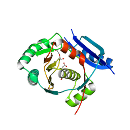 Molmil generated image of 5g1f