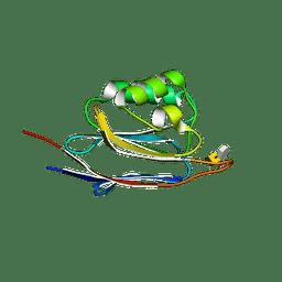 Molmil generated image of 5ggo