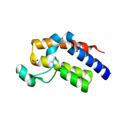 Molmil generated image of 5hfr