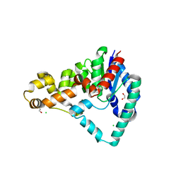 Molmil generated image of 5hml