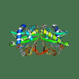 Molmil generated image of 5ib0