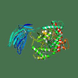 Molmil generated image of 5ixc