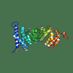 Molmil generated image of 5iz8