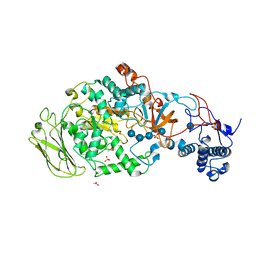 Molmil generated image of 5jbe