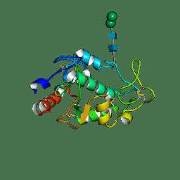 Molmil generated image of 5jka