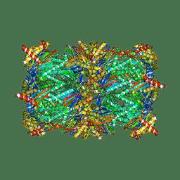 Molmil generated image of 5l5u