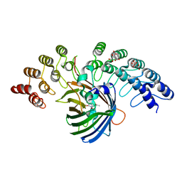 Molmil generated image of 5mak