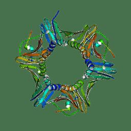 Molmil generated image of 5mav