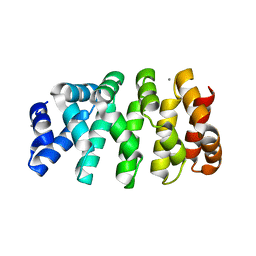 Molmil generated image of 5mfo