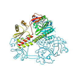 Molmil generated image of 5mg1