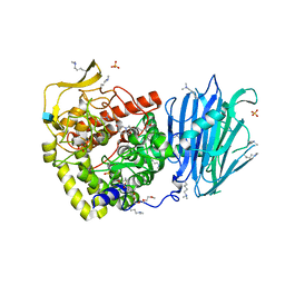 Molmil generated image of 5mhf
