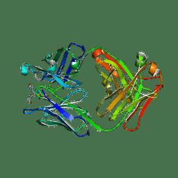 Molmil generated image of 5mub