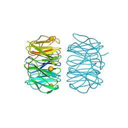 Molmil generated image of 5mxh