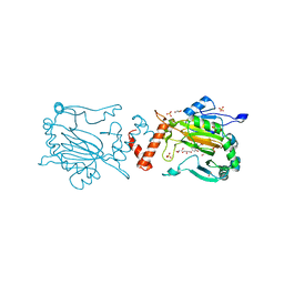 Molmil generated image of 5opc
