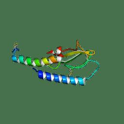 Molmil generated image of 5otu