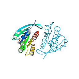Molmil generated image of 5p21