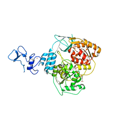 Molmil generated image of 5rln