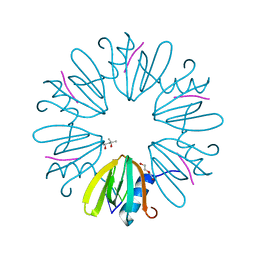 Molmil generated image of 5sze