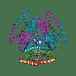 Molmil generated image of 5szu