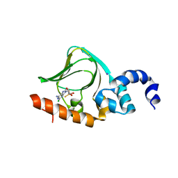 Molmil generated image of 5t3n
