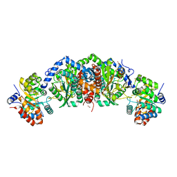 Molmil generated image of 5tcf