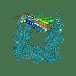 Molmil generated image of 5tja