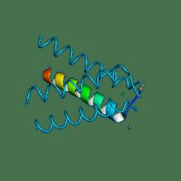Molmil generated image of 5ttc
