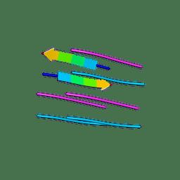 Molmil generated image of 5txj
