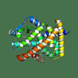Molmil generated image of 5u3x