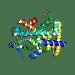 Molmil generated image of 5u45