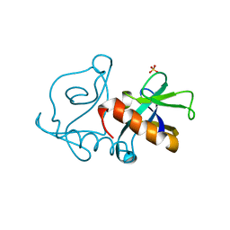 Molmil generated image of 5uct