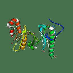 Molmil generated image of 5umu