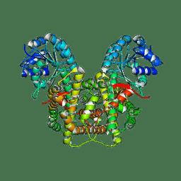 Molmil generated image of 5uq9
