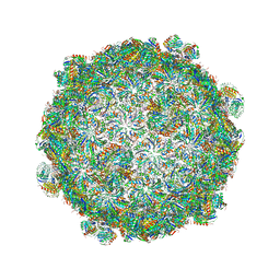 Molmil generated image of 5v74